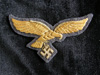 Mint Luftwaffe general's breast eagle in cello