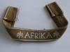 AFRIKA commemorative cuff title