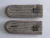 Army infantry shoulder boards w/flak ciphers