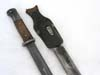 Army K98 bayonet by Clemens & Jung with matching numbers