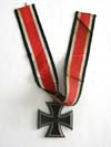 Iron Cross 2nd Class w/ribbon