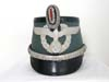 Polizei officer's shako by Erel