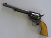 Colt Military Model 1873-1877 single action revolver with one piece ivory grip