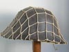 Early Imperial Japanese Naval Marine Landing Forces Type 92 model helmet w/net