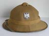 Army 1st model tropical sun helmet