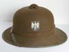 Army 2nd model tropical sun helmet made by R& M WEGENER