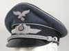 Luftwaffe officer's visor hat