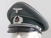 Army Infantry officer visor hat by Erel