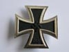 Iron Cross 1st Class in mint condition made by 26