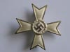 War Merit Cross 1st Class in mint condition