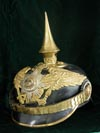 Imperial Prussian Garde du Corps Regimental officer pickelhaube