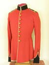 Royal Military College, Sandhurst, cadet's tunic named to W. A. Grey Wilson