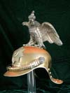 Extremely rare Imperial Russian Chevalier Guards helmet