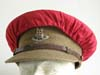 Pre-WWII British Army FOOT POLICE  visor hat for Other rans