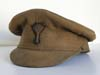 Rare WWI Welsh Army officer's visor hat