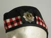 WWII British Royal Scots Glenngarry Other Ranks cap