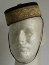 British Army officer's dress pillbox style hat