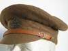 Canadian WWI Other Ranks visor field hat