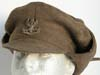 British Army field hat of the Lanarkshire Yeomanry Regiment