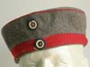 WWI Prusian enlisted Feldmutzen field hat