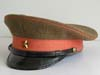 Imperial Japanese Army officer visor hat