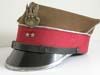 Polish Aolrmy Lancer officer visor hat made in Glascow, Scotland.