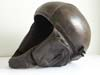 Very rare Polish WWII paratroop helmet as worn by the 1st Polish Independent Parachute Brigade.
