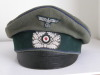 Army medical officer crusher hat