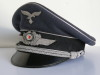Luftwaffe over visor hat
