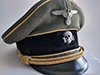 Waffen SS private purchase visor cap