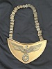 NSDAP standard bearer gorget by M5/8