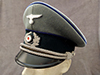 Army medical officer visor hat by Peter Kuppers (Pekuro)